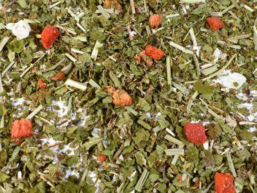Ananas Erdbeere Kräutertee Naturideen® 125g – Bild 1
