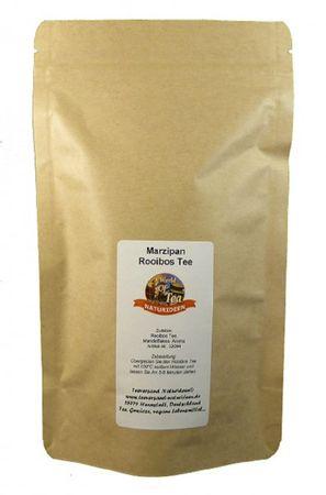 Marzipan Rooibos Tee Naturideen® 100g – Bild 2