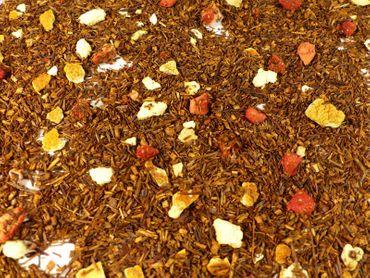 Erdbeere Orange Rooibos Tee Naturideen® 100g – Bild 1