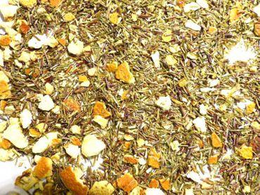 Orange Grüner Rooibos Tee Naturideen® 100g – Bild 1