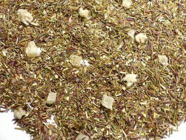 Ananas Vanille Grüner Rooibos Tee Naturideen® 100g – Bild 1