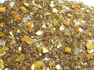 Mango Orange Grüner Rooibos Tee Naturideen® 100g – Bild 1
