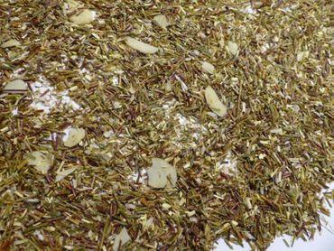 Kokos Marzipan Grüner Rooibos Tee Naturideen® 100g – Bild 1