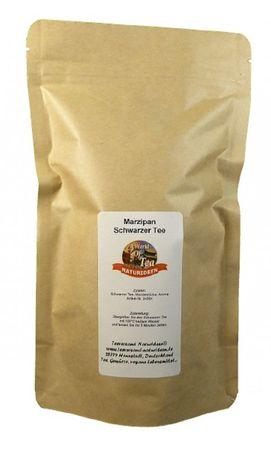 Marzipan Schwarzer Tee Naturideen® 100g – Bild 2