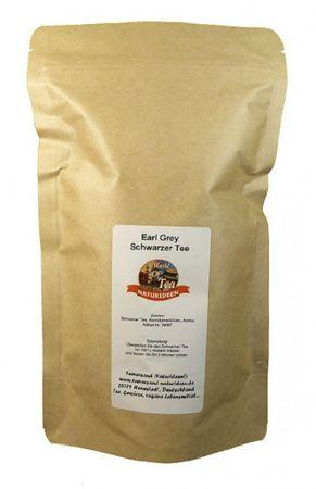 Earl Grey Schwarzer Tee Naturideen® 100g – Bild 2