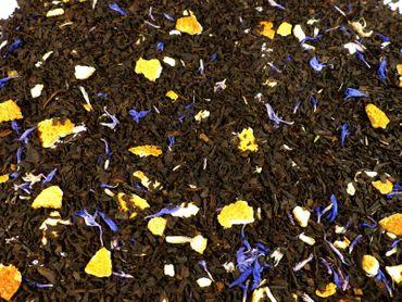 Earl Grey Orange Schwarzer Tee Naturideen® 100g – Bild 1