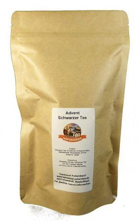Advent Schwarzer Tee Naturideen® 100g – Bild 2