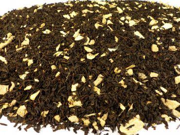 Ingwer Schwarzer Tee Naturideen® 100g – Bild 1
