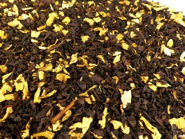 Eierpunsch Schwarzer Tee Naturideen® 100g – Bild 1