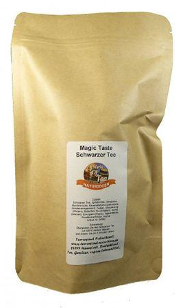Magic Taste Schwarzer Tee Naturideen® 100g – Bild 2