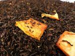 Papaya Schwarzer Tee Naturideen® 100g 001