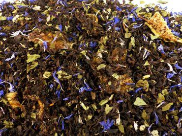 Kiwi Kaktusfeige Schwarzer Tee Naturideen® 100g – Bild 1