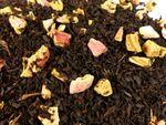 Rhabarber Sahne Schwarzer Tee Naturideen® 100g 001