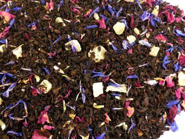 Black Spirit Schwarzer Tee Naturideen® 100g – Bild 1