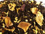 Zarter Pfirsich Schwarzer Tee Naturideen® 100g 001