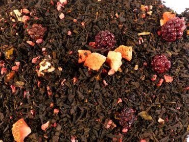 Wilde Waldbeere Schwarzer Tee Naturideen® 100g