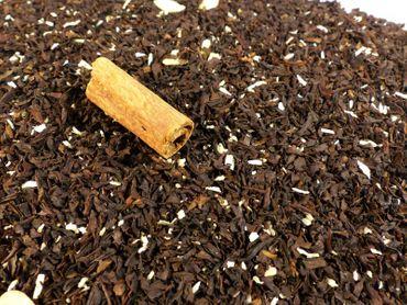 Schneeprinzessin Schwarzer Tee Naturideen® 100g – Bild 1