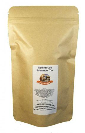 Osterfreude Schwarzer Tee Naturideen® 100g – Bild 2