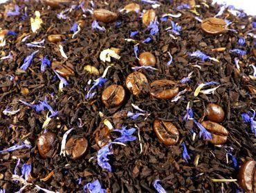 Caffee Latte Schwarzer Tee Naturideen® 100g