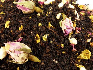 Verführerische Momente Schwarzer Tee Naturideen® 100g – Bild 1