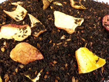 Herbstprinz Schwarzer Tee Naturideen® 100g – Bild 1