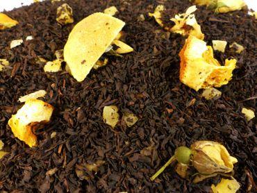 Tahiti Dream Schwarzer Tee Naturideen® 100g – Bild 1