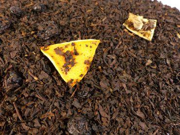 Havana Nights Schwarzer Tee Naturideen® 100g – Bild 1