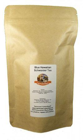 Blue Hawaiian Schwarzer Tee Naturideen® 100g – Bild 2