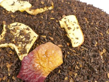 Goldener Bratapfel Schwarzer Tee Naturideen® 100g – Bild 1