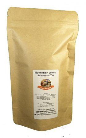 Bottermelk Lemon Schwarzer Tee Naturideen® 100g – Bild 2