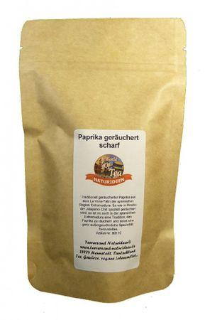 Paprika geräuchert scharf Naturideen® 100g – Bild 2
