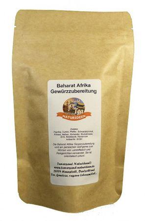 Baharat Afrika Gewürzzubereitung Naturideen® 100g – Bild 2