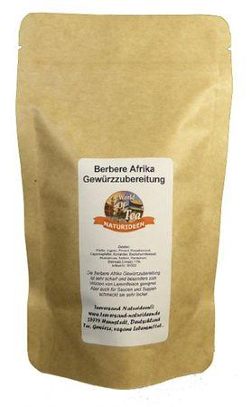 Berbere Afrika Gewürzzubereitung Naturideen® 100g – Bild 2