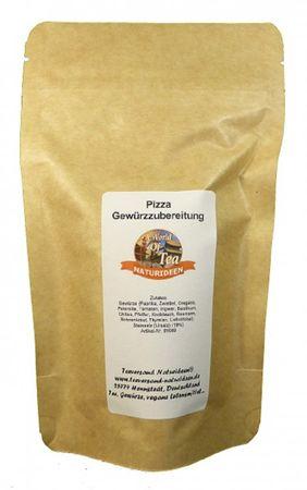 Pizza Gewürzzubereitung Naturideen® 100g – Bild 2