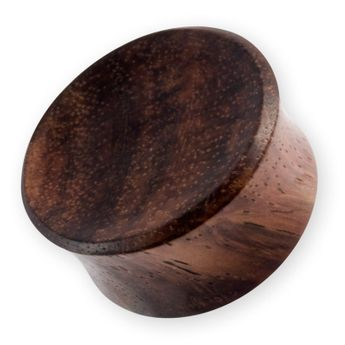 Concave Saddle Plugs from different Woods – picture 10