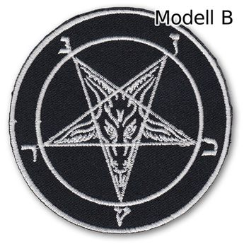 "Patch ""The Seal of Baphomet"" – picture 3"