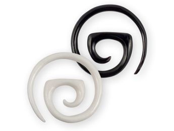 Spiral Stretcher - Loop Spiral - from Horn or Bone – picture 1