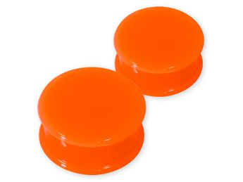 Plain Silicone Plug in different colors & sizes – picture 6