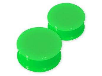 Plain Silicone Plug in different colors & sizes – picture 11