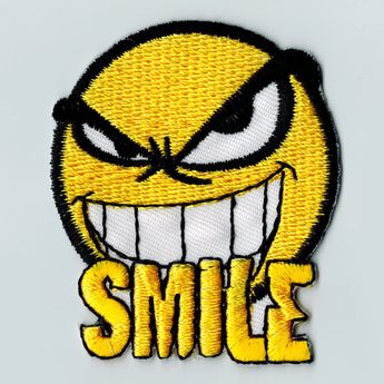 Parches con Diferentes Motivos / Smileys – picture 8