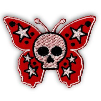 Patches Girlie Skulls – picture 3