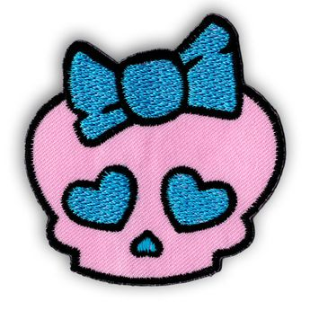 Patches Girlie Skulls – picture 7
