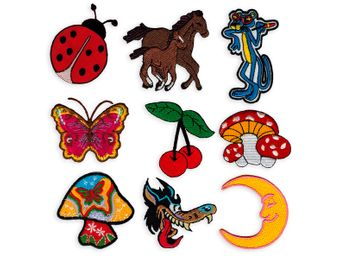 Different Motives Patches / Patches for Children – picture 1