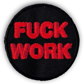 "Different Motives Patches / Patches ""Fuck You"" – picture 2"