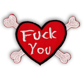 "Different Motives Patches / Patches ""Fuck You"" – picture 3"