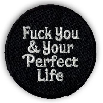 "Different Motives Patches / Patches ""Fuck You"" – picture 8"