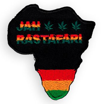 Various Patches with Hemp Leaf – picture 6