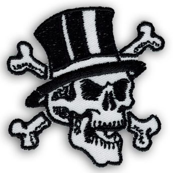 Patch - Skulls – picture 4