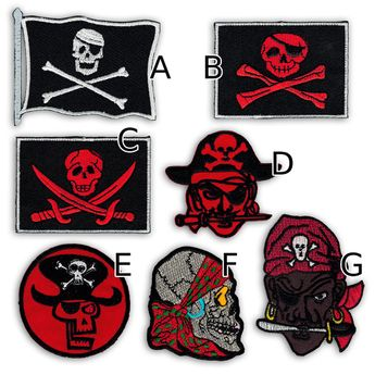 Patches - Pirates – picture 1