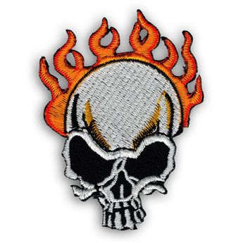 Patches - Flames – picture 6